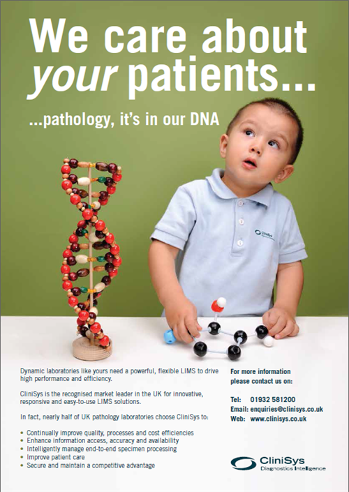 DNA advert